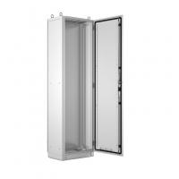 eme-2200.800.400-1-ip55 отдельный электротехнический шкаф ip55 в сборе (в2200xш800xг400) eme с одной дверью, цоколь 100 мм