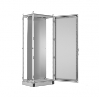 ems-1600.800.400-1-ip65 корпус промышленного электротехнического шкафа ip65 (в1600xш800xг400) ems c одной дверью