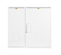 ep-800.800.250-2-ip44 электротехнический шкаф полиэстеровый ip44 (в800xш800xг250) ep с двумя дверьми