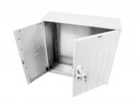 epv-600.600.250-2-ip54 электротехнический шкаф полиэстеровый ip54 антивандальный (в600xш600xг250) epv с двумя дверьми