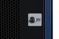 """DR-610120 Datarex Шкаф настенный 19"""", 9U 600х600, дверь металл серый"""