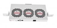 """r-fan-3k-1u модуль вентиляторный 19"""" 1u, 3 вентилятора, регул. глубина 200-310 мм с контроллером"""