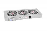 r-fan-3tj-36v-48v модуль вентиляторный, 36v-48v, 3 вентилятора с терморегулятором, колодка