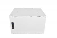 шрн-9.300.1 шкаф телекоммуникационный настенный 9u (600х300) дверь металл