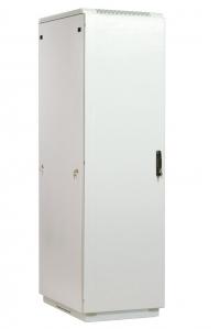 штк-м-42.6.6-3ааа шкаф телекоммуникационный напольный 42u (600x600) дверь металл