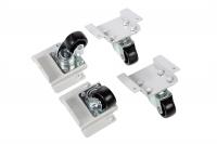 """штк-с-150 комплект грузоподъемных роликов 3""""x2"""" для шкафов штк-с, 4 шт."""