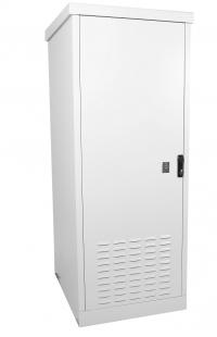 штв-1-24.7.9-43аа-т1 шкаф уличный всепогодный напольный укомплектованный 24u (ш700xг900), комплектация т1-ip54