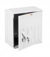 EP-400.250.250-1-IP44 Электротехнический шкаф полиэстеровый IP44 (В400xШ250xГ250) EP c одной дверью