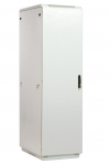 ШТК-М-47.6.6-3ААА Шкаф телекоммуникационный напольный 47U (600x600) дверь металл