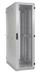 штк-с-45.8.10-44аа шкаф серверный напольный 45u (800x1000) дверь перфорированная 2 шт.