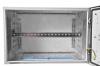 ШТВ-Н-12.6.3-4ААА Шкаф уличный всепогодный настенный 12U (Ш600xГ300), передняя дверь вентилируемая